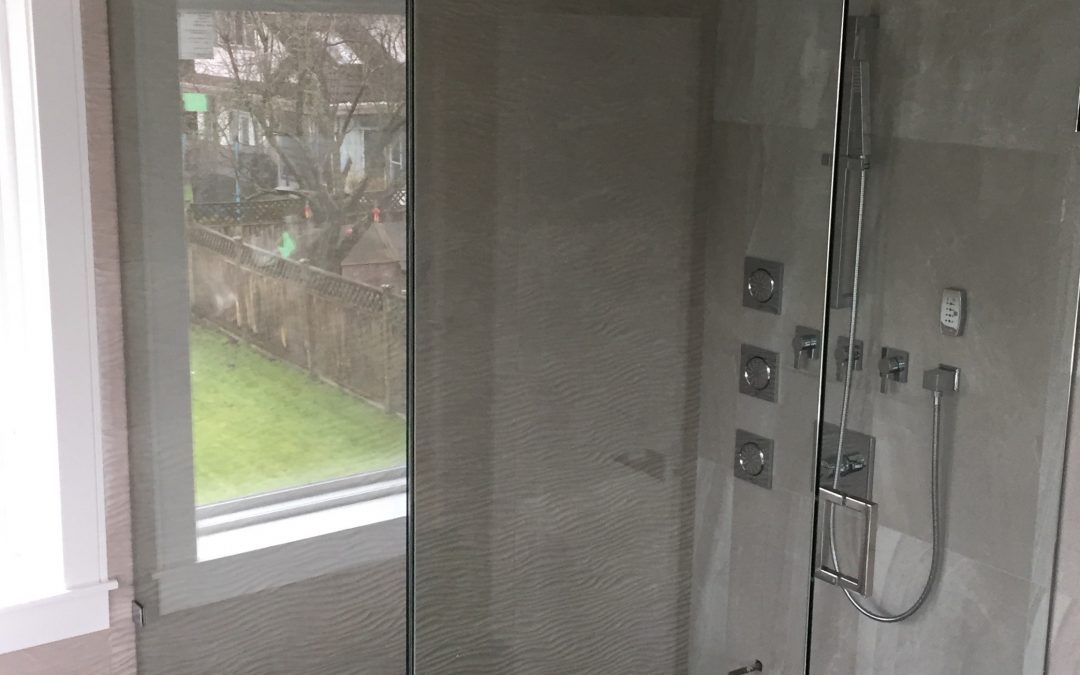 Beauty Factor Of A Glass Shower Screen