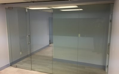 Why Partition Glass is the Best Option for your Commercial Office