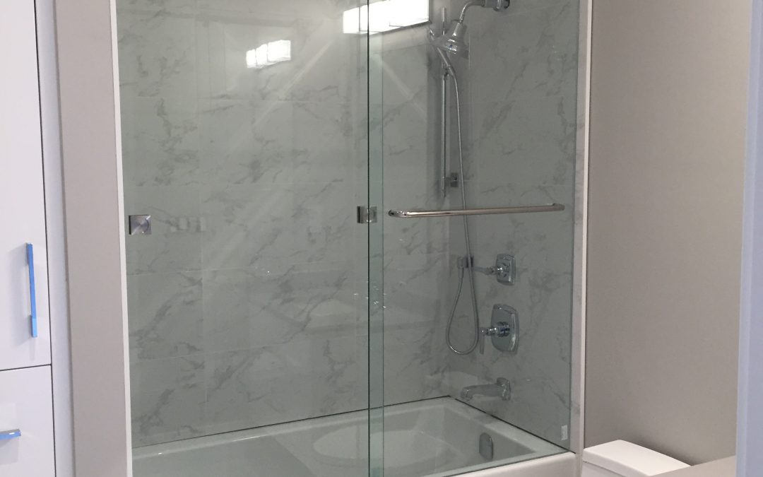 Benefits of Glass Shower Doors